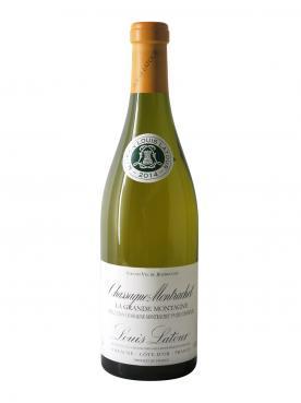 Chassagne-Montrachet 1er Cru La Grande Montagne Louis Latour 2014 Bouteille (75cl)