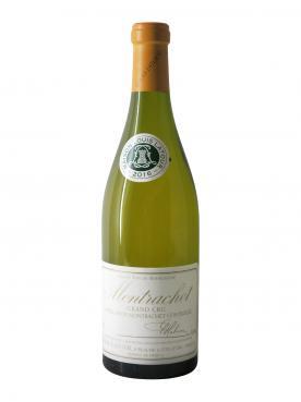 Montrachet Grand Cru Louis Latour 2016 Bouteille (75cl)