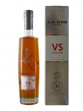Cognac  VS Selection A.E. DOR Non millésimé Coffret d'une bouteille (70cl)