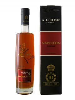 Cognac Napoléon A.E. DOR Non millésimé Coffret d'une bouteille (70cl)