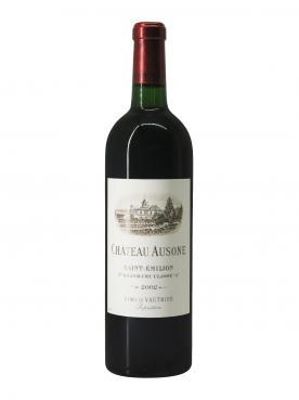 Château Ausone 2002 Caisse bois d'origine d'une bouteille (1x75cl)