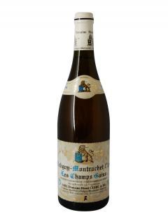 Puligny-Montrachet 1er Cru Les Champs Gain Henri Clerc 1998 Bouteille (75cl)
