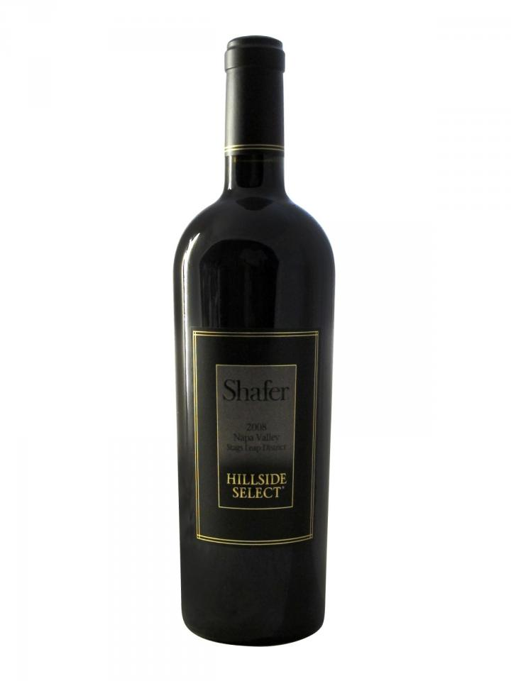 Shafer Hillside Select Cabernet Sauvignon 2008 Bouteille (75cl)