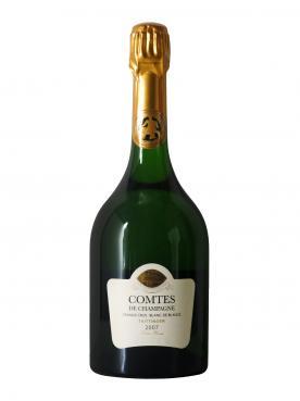 Champagne Taittinger Comtes de Champagne Blanc de Blancs Brut 2007 Bouteille (75cl)