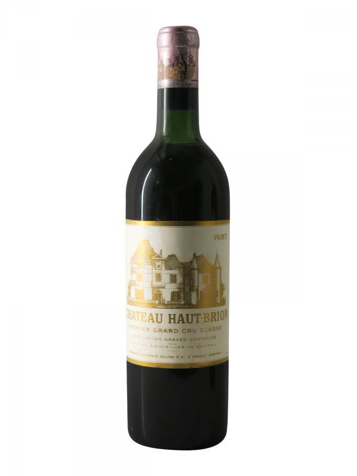 Château Haut-Brion 1957 Bouteille (75cl)