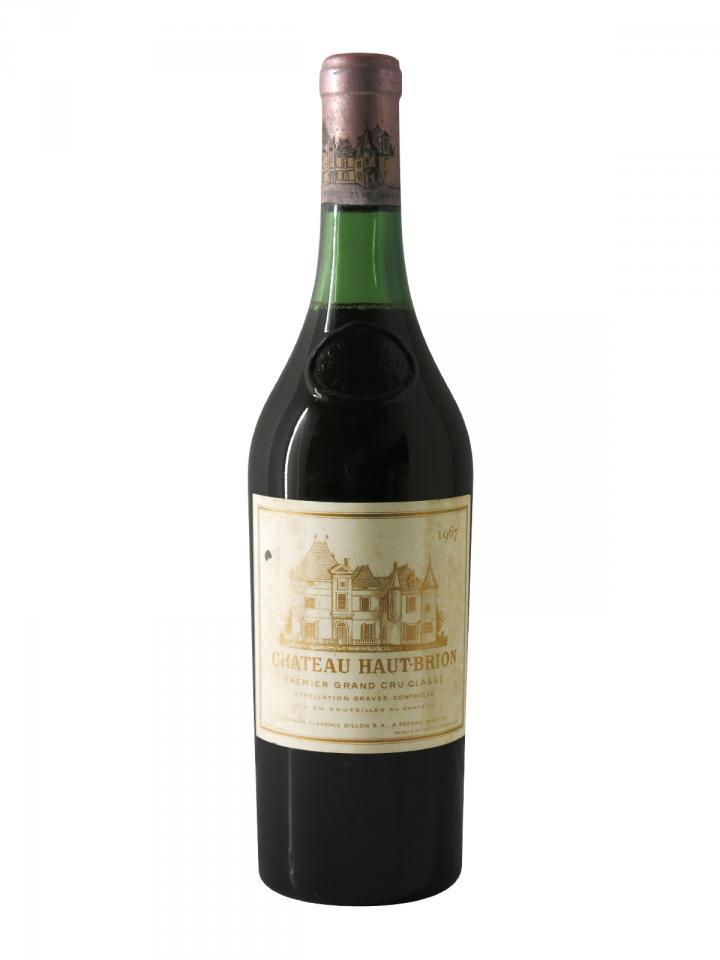 Château Haut-Brion 1967 Bouteille (75cl)