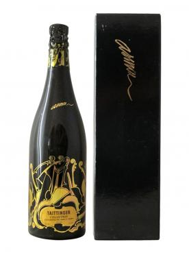 Champagne Taittinger Collection Arman Brut 1981 Bouteille (75cl)