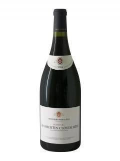 Chambertin-Clos-de-Bèze Grand Cru Bouchard Père & Fils 2014 Caisse bois d'origine d'un magnum (1x150cl)