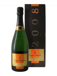 Champagne Veuve Clicquot Ponsardin Brut 2008 Bouteille (75cl)