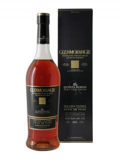 Whisky The Quinta Ruban Port Extra Matured 12 ans Glenmorangie Non millésimé Coffret d'une bouteille (70cl)