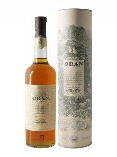 Whisky 14 ans Oban Non millésimé Coffret d'une bouteille (70cl)