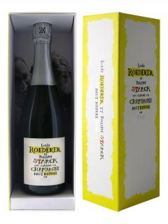 Champagne Louis Roederer Edition Philippe Starck 2009 Bouteille (75cl)