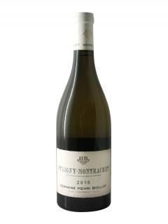 Puligny-Montrachet Domaine Henri Boillot 2016 Bouteille (75cl)
