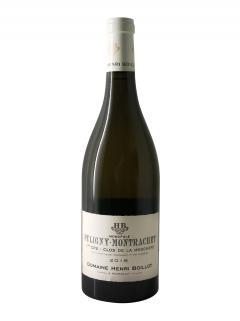 Puligny-Montrachet 1er Cru Clos de la Mouchère Domaine Henri Boillot 2016 Bouteille (75cl)