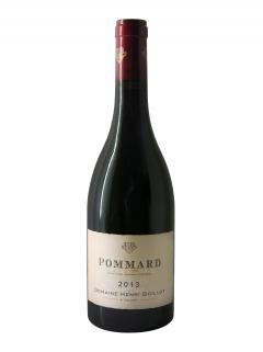 Pommard Domaine Henri Boillot 2013 Bouteille (75cl)