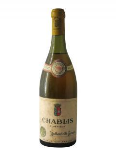 Chablis La Chablisienne 1924 Bouteille (75cl)