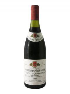 Chapelle-Chambertin Bouchard Père & Fils 1985 Bouteille (75cl)
