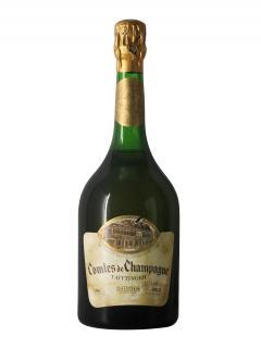 Champagne Taittinger Comtes de Champagne Blanc de Blancs Brut 1961 Bouteille (75cl)