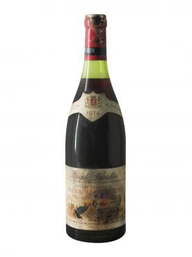 Chambolle-Musigny 1er Cru Les Amoureuses Joseph Drouhin 1974 Bouteille (75cl)
