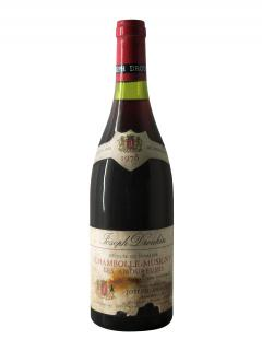 Chambolle-Musigny 1er Cru Les Amoureuses Joseph Drouhin 1978 Bouteille (75cl)
