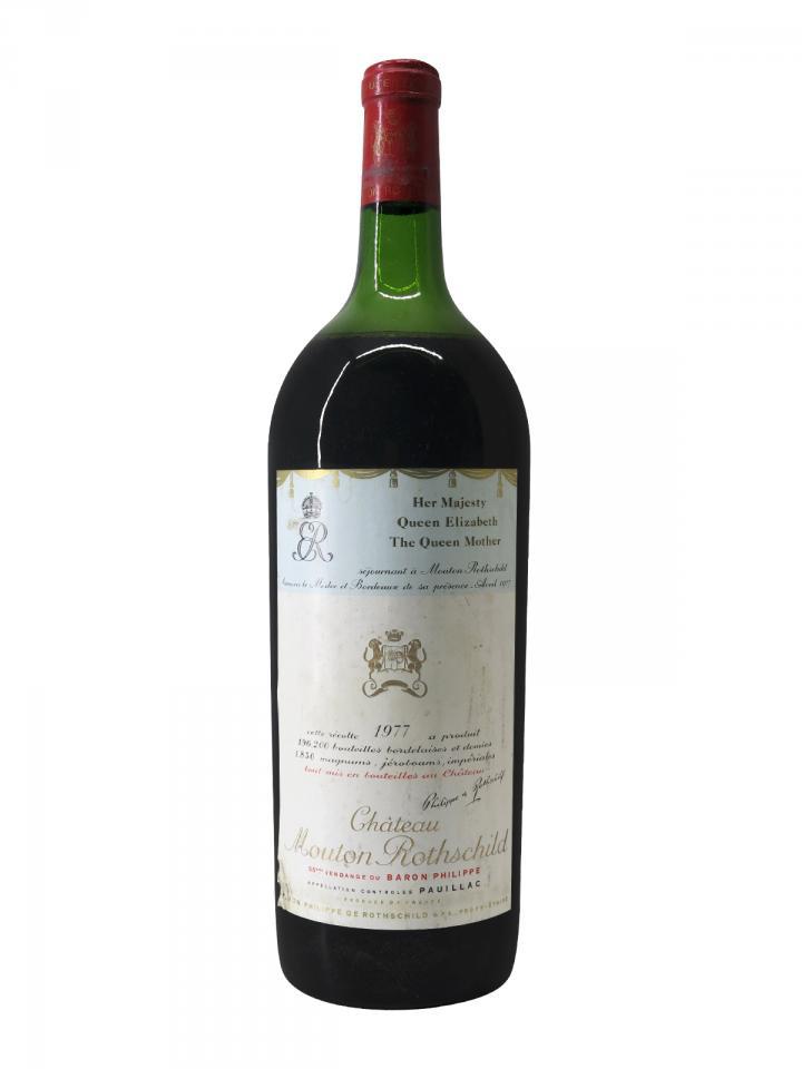 Château Mouton Rothschild 1977 Magnum (150cl)