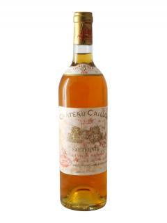 Château Caillou Crème de Tête 1975 Bouteille (75cl)