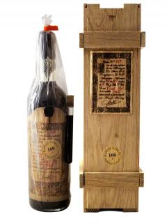 Liqueur Don PX Convento Seleccion Toro Albala 1946 Caisse bois d'origine d'une bouteille (1x75cl)