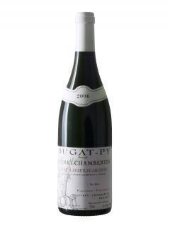 Gevrey-Chambertin 1er Cru Lavaux Saint Jacques Bernard Dugat-Py 2006 Bouteille (75cl)