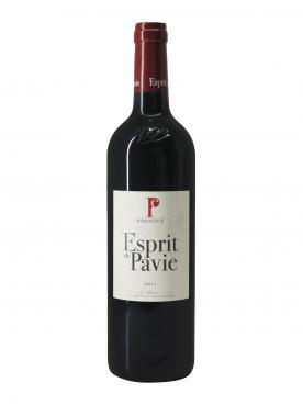 Esprit de Pavie 2011 Caisse bois d'origine de 6 bouteilles (6x75cl)