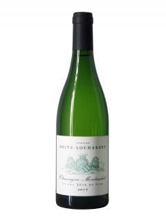 Chassagne-Montrachet 1er Cru Morgeot Tête de Clos Domaine Heitz-Lochardet 2017 Bouteille (75cl)