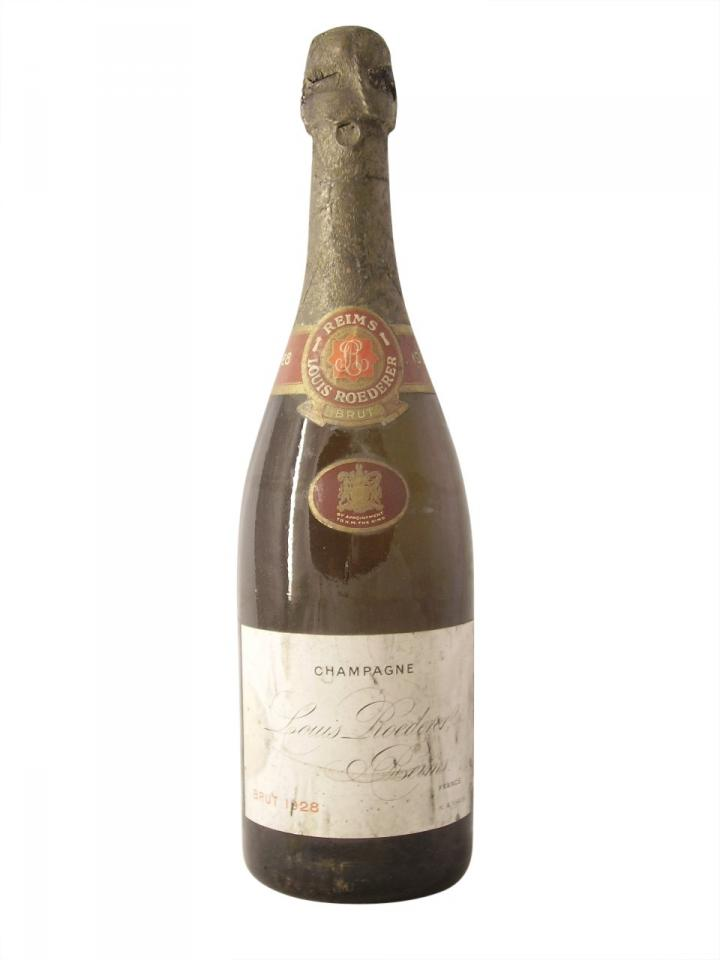 Champagne Louis Roederer Brut 1928 Bouteille (75cl)