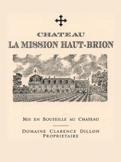 Château La Mission Haut-Brion 2005 Caisse bois d'origine de 12 bouteilles (12x75cl)