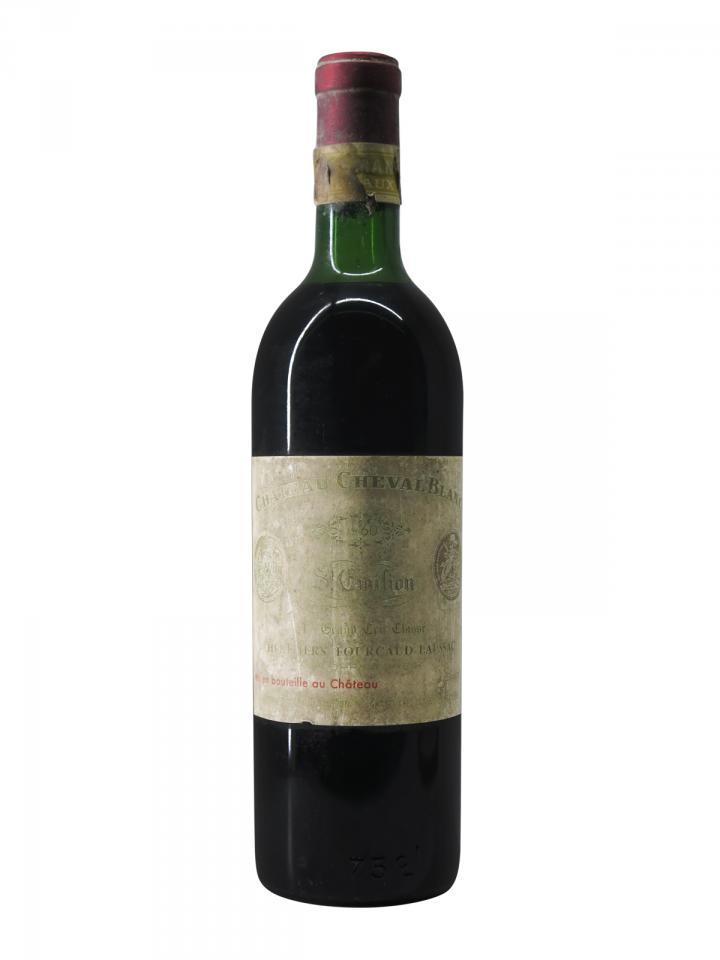 Château Cheval Blanc 1960 Bouteille (75cl)