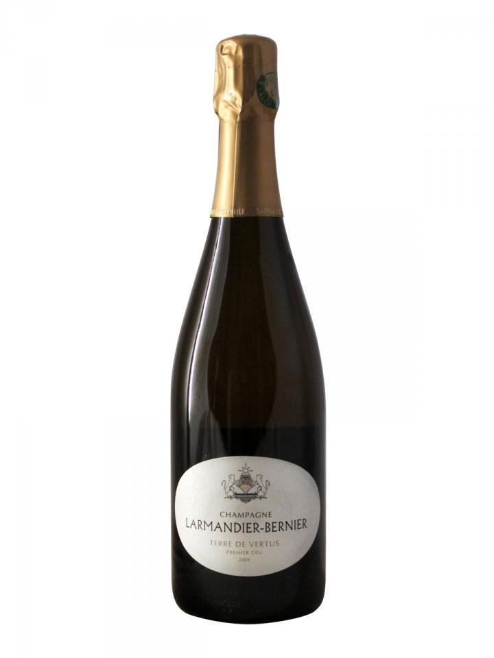 Champagne Larmandier-Bernier Terre de Vertus Blanc de Blancs Non Dosé 1er Cru 2009 Bouteille (75cl)