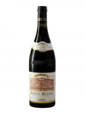 Côte-Rôtie Domaine Guigal La Mouline 2005 Bouteille (75cl)