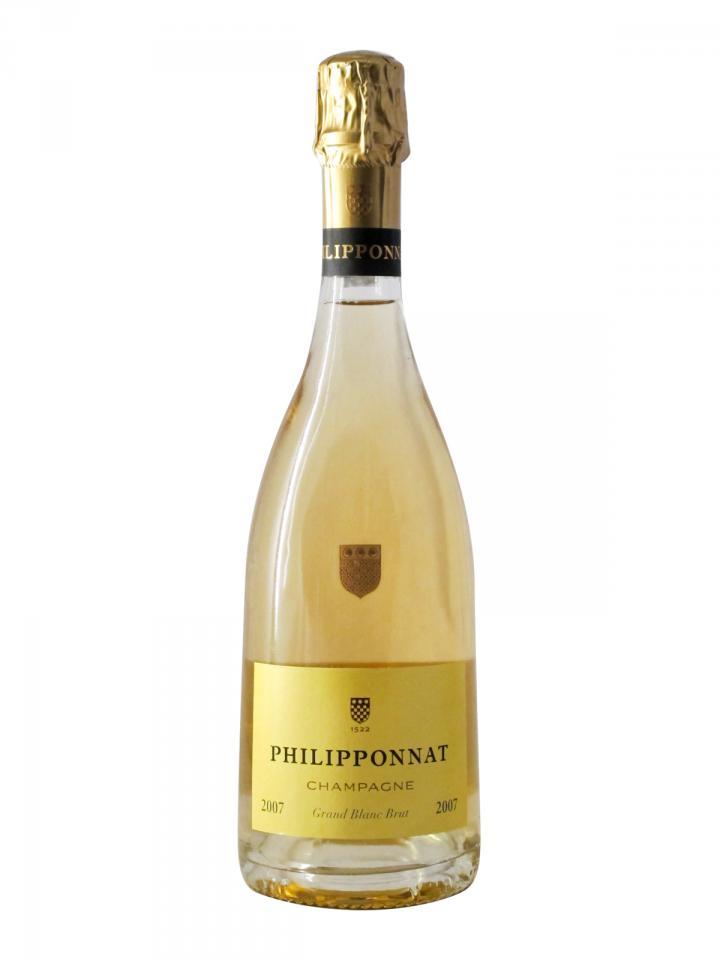 Champagne Philipponnat Grand Blanc Brut 2007 Bouteille (75cl)