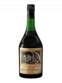 Cognac Fine Champagne Vesper Delamain Non millésimé Bouteille (70cl)