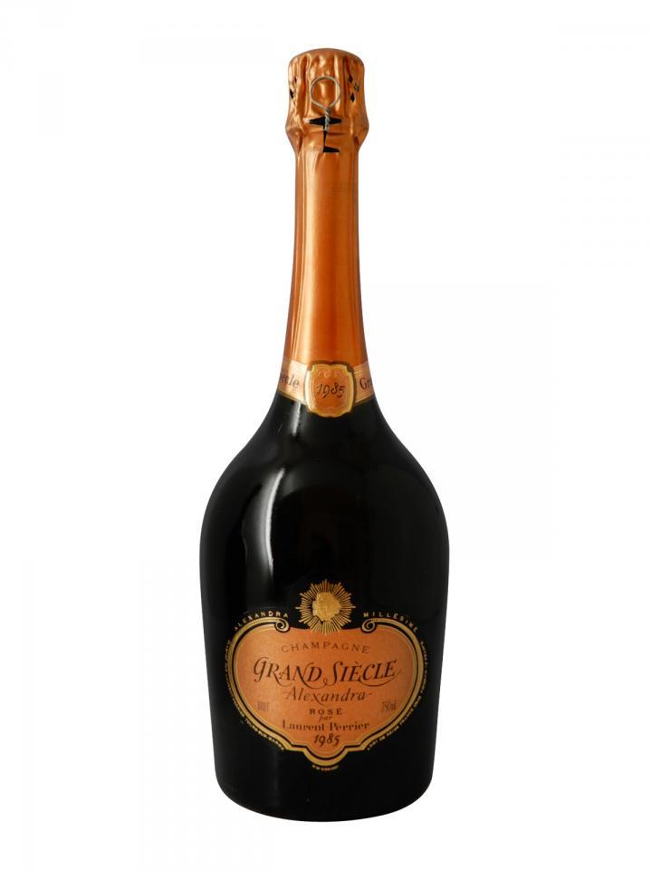 Champagne Laurent Perrier Grand Siècle Alexandra Rosé Brut 1985 Bouteille (75cl)