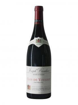 Clos-de-Vougeot Grand Cru Joseph Drouhin 2001 Bouteille (75cl)