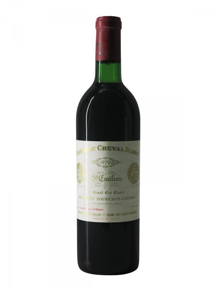 Château Cheval Blanc 1970 Bouteille (75cl)