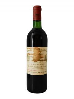 Château Cheval Blanc 1972 Bouteille (75cl)