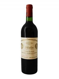 Château Cheval Blanc 1974 Bouteille (75cl)