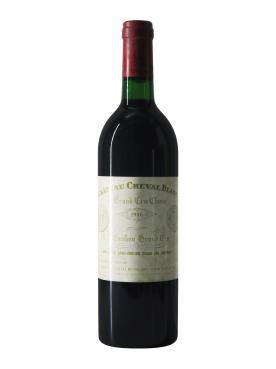 Château Cheval Blanc 1986 Bouteille (75cl)